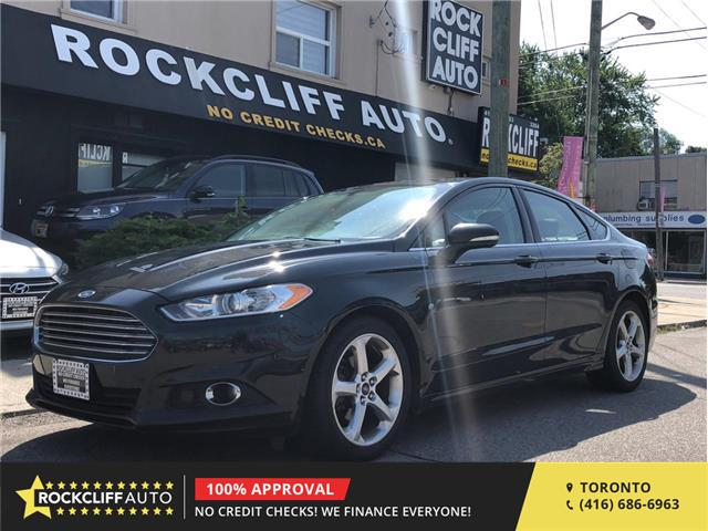 2015 Ford Fusion  (Stk: 285785) in Scarborough - Image 1 of 13