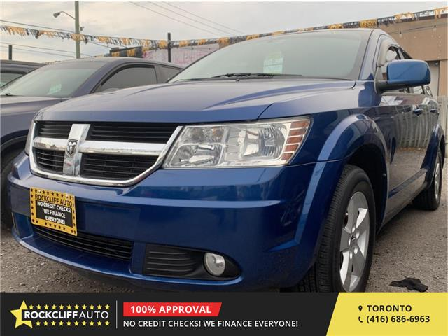 2010 Dodge Journey SXT (Stk: 195633) in Scarborough - Image 1 of 14