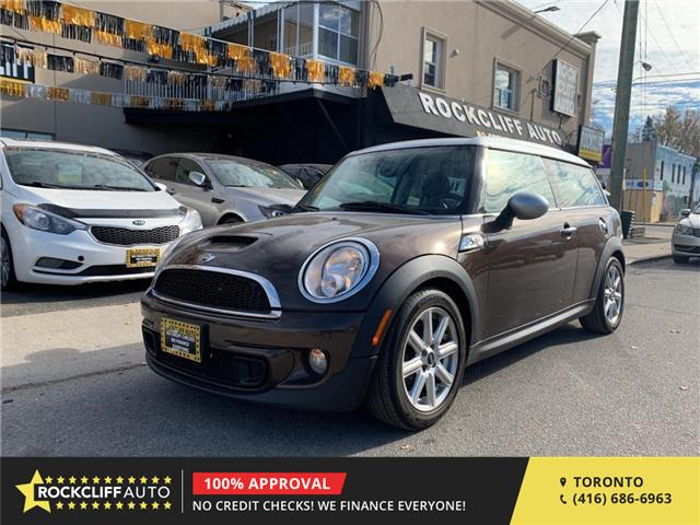 2012 MINI Cooper S Clubman Base (Stk: Y32100) in Scarborough - Image 1 of 19