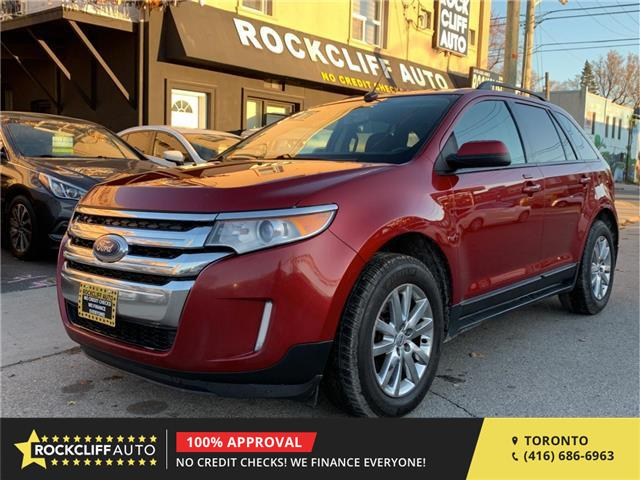 2013 Ford Edge SEL (Stk: C19161) in Scarborough - Image 1 of 17