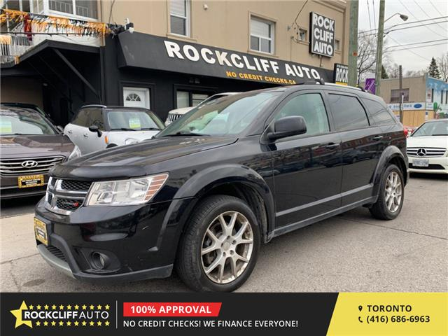 2014 Dodge Journey SXT (Stk: 136344) in Scarborough - Image 1 of 17