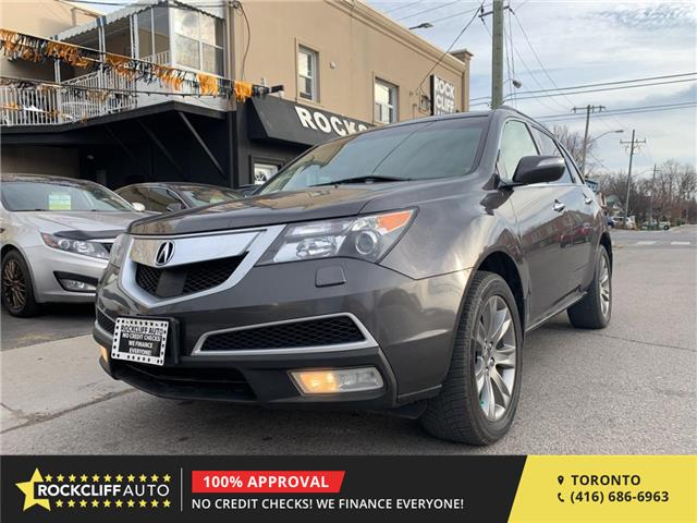 2011 Acura MDX Elite Package (Stk: 002611) in Scarborough - Image 1 of 26