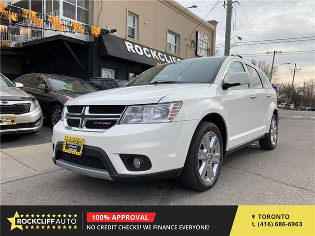 2014 Dodge Journey  (Stk: 241923) in Scarborough - Image 1 of 22