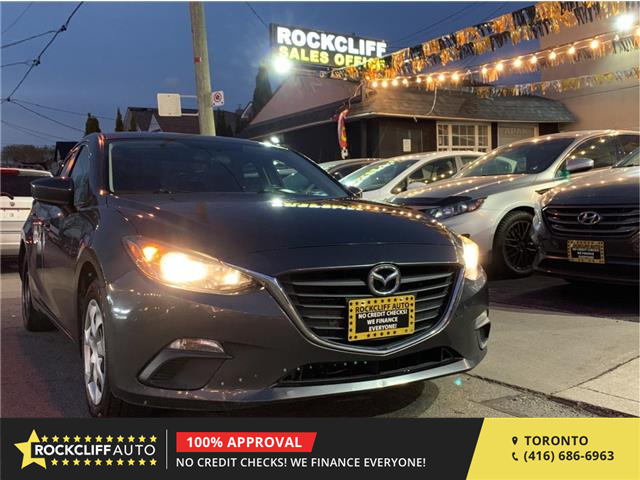 2015 Mazda Mazda3 GX (Stk: 176392) in Scarborough - Image 1 of 10