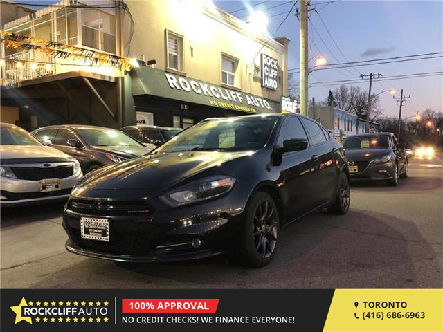 2015 Dodge Dart SXT (Stk: 344084) in Scarborough - Image 1 of 11