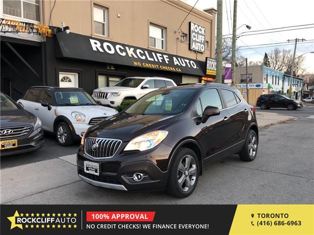 2013 Buick Encore Convenience (Stk: 127072) in Scarborough - Image 1 of 19
