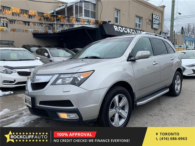 2011 Acura MDX Base (Stk: 004435) in Scarborough - Image 1 of 22