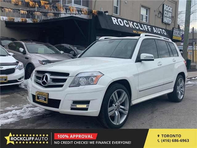 2011 Mercedes-Benz Glk-Class Base (Stk: 615887) in Scarborough - Image 1 of 14