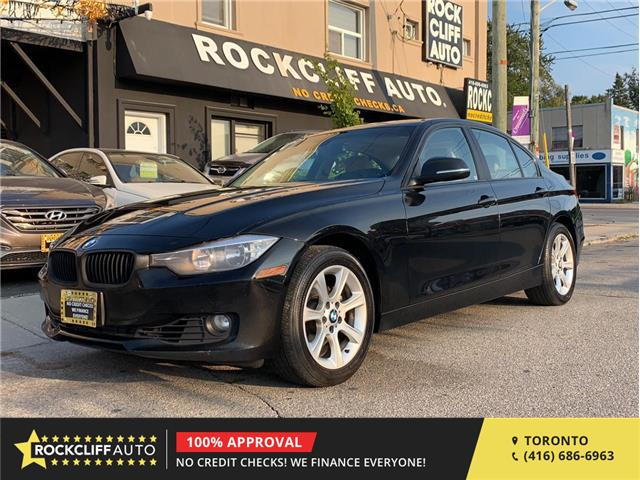 2013 BMW 3 Series  (Stk: 539062) in Scarborough - Image 1 of 15
