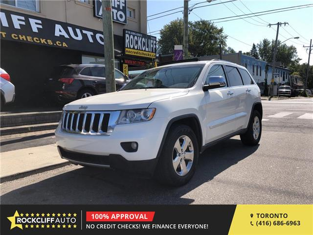 2011 Jeep Grand Cherokee Limited (Stk: 526209) in Scarborough - Image 1 of 29