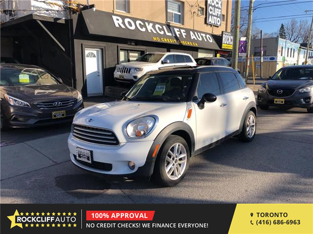2011 MINI Cooper Countryman  (Stk: M29230) in Scarborough - Image 1 of 17