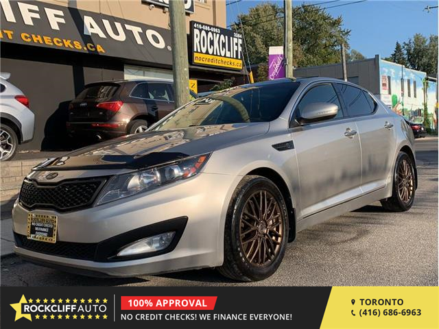 2013 Kia Optima  (Stk: 434141) in Scarborough - Image 1 of 15