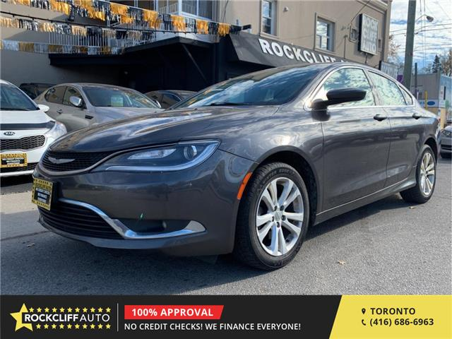 2015 Chrysler 200  (Stk: 513150) in Scarborough - Image 1 of 21