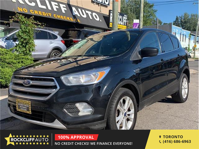 2017 Ford Escape  (Stk: A01102) in Scarborough - Image 1 of 12