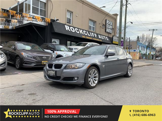 2011 BMW 328i xDrive (Stk: 196673) in Scarborough - Image 1 of 17