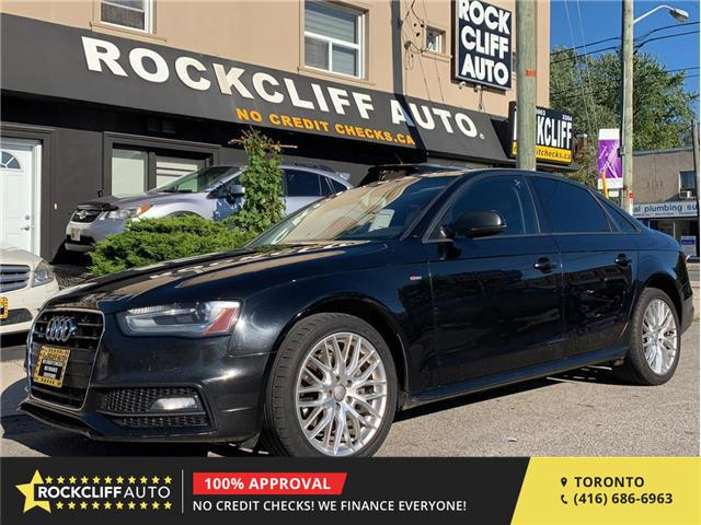 2015 Audi A4  (Stk: 027378) in Scarborough - Image 1 of 17