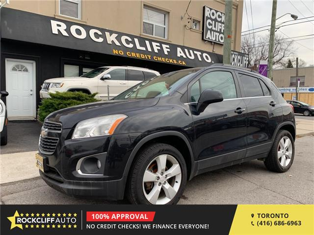 2014 Chevrolet Trax LTZ (Stk: 170378) in Scarborough - Image 1 of 18