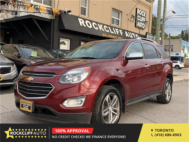2016 Chevrolet Equinox  (Stk: 159910) in Scarborough - Image 1 of 25