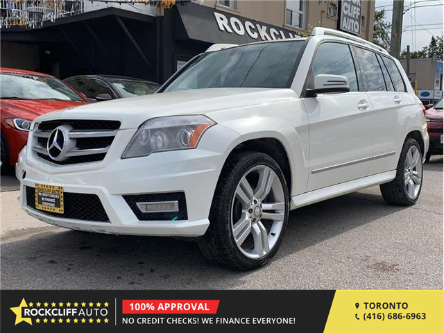 2012 Mercedes-Benz Glk-Class Base (Stk: 798356) in Scarborough - Image 1 of 15