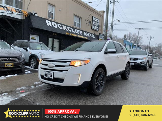 2013 Ford Edge SEL (Stk: B31302) in Scarborough - Image 1 of 18