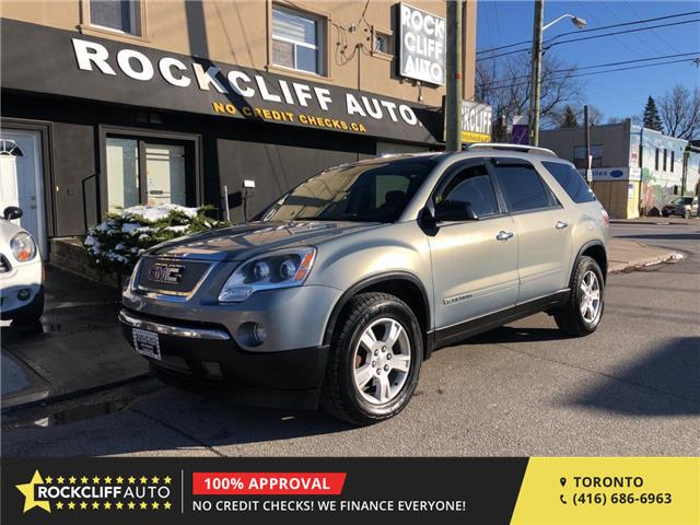 2007 GMC Acadia  (Stk: 162893) in Scarborough - Image 1 of 17