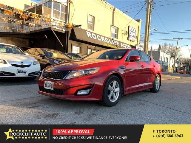 2015 Kia Optima  (Stk: 648247) in Scarborough - Image 1 of 15