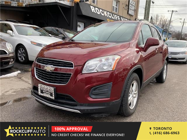 2013 Chevrolet Trax 1LT (Stk: 178108) in Scarborough - Image 1 of 11