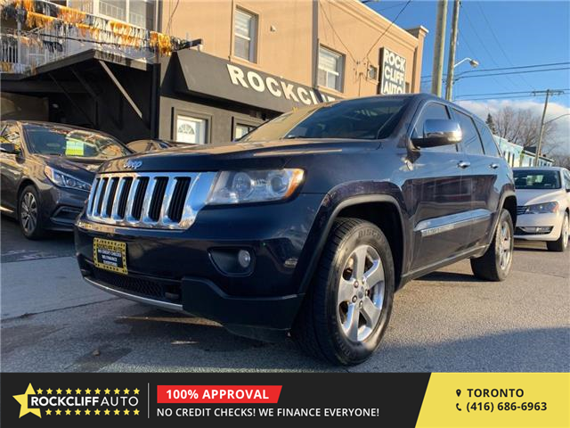 2011 Jeep Grand Cherokee Limited (Stk: 502232) in Scarborough - Image 1 of 23