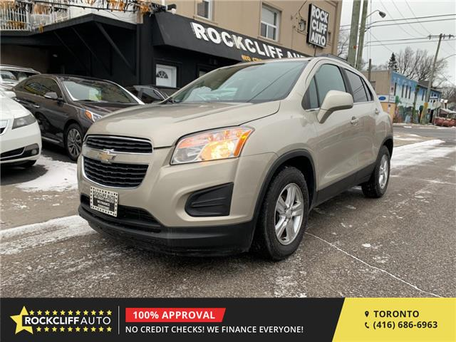 2013 Chevrolet Trax 2LT (Stk: 212596) in Scarborough - Image 1 of 11