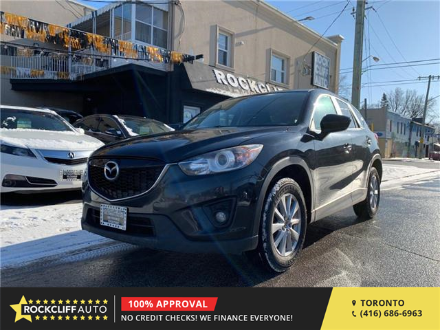 2014 Mazda CX-5 GS (Stk: 413069) in Scarborough - Image 1 of 17