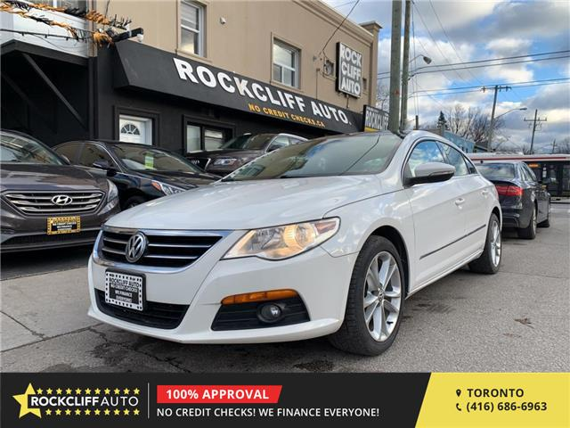 2012 Volkswagen CC Sportline (Stk: 512345) in Scarborough - Image 1 of 18