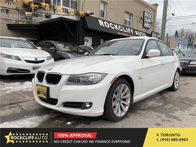 2011 BMW 328i xDrive (Stk: N85959) in Scarborough - Image 1 of 19