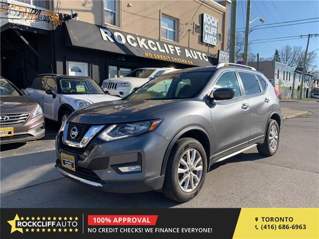 2017 Nissan Rogue  (Stk: 818425) in Scarborough - Image 1 of 15
