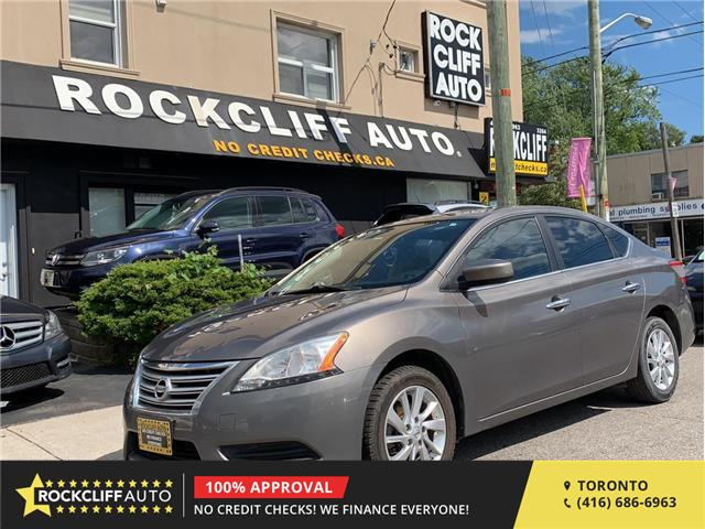 2015 Nissan Sentra  (Stk: 671598) in Scarborough - Image 1 of 15