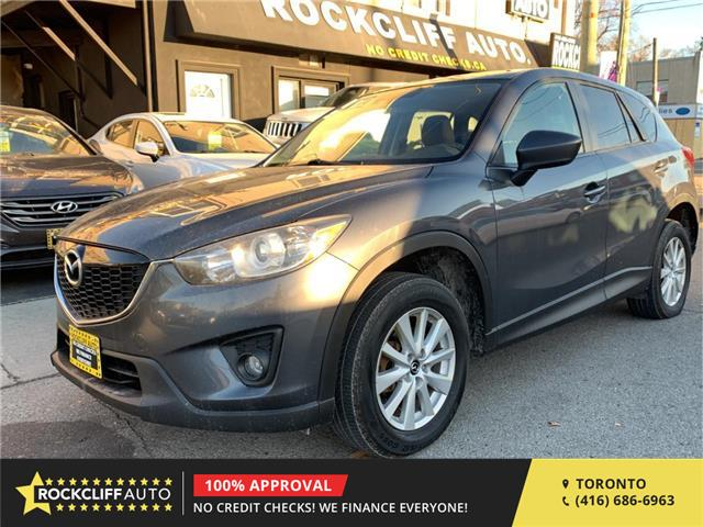 2014 Mazda CX-5 GS (Stk: 347400) in Scarborough - Image 1 of 16
