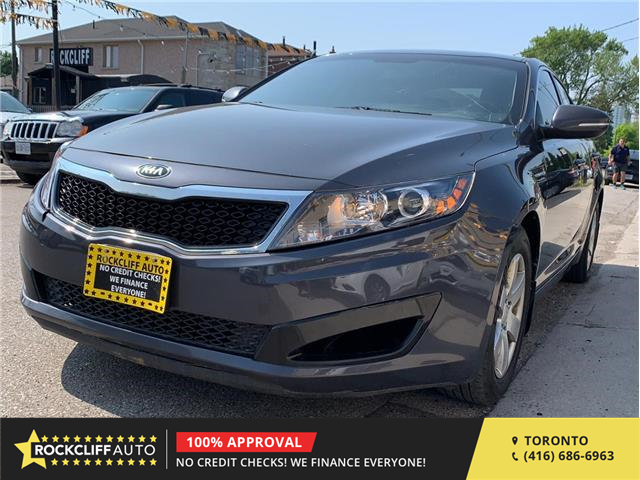 2013 Kia Optima  (Stk: 401870) in Scarborough - Image 1 of 13