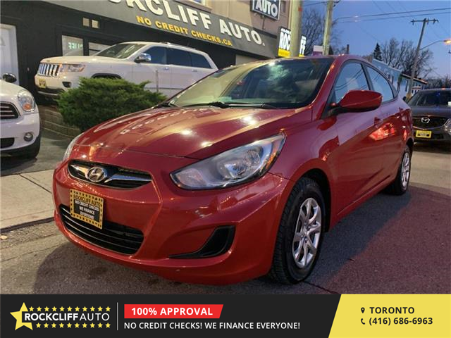 2013 Hyundai Accent  (Stk: 292372) in Scarborough - Image 1 of 16