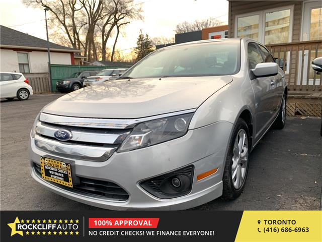 2012 Ford Fusion  (Stk: 100090) in Scarborough - Image 1 of 12