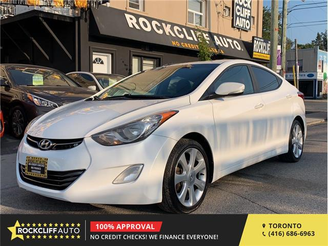 2013 Hyundai Elantra  (Stk: 265664) in Scarborough - Image 1 of 16
