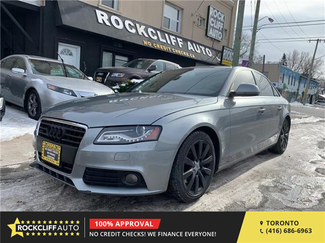 2009 Audi A4  (Stk: 110480) in Scarborough - Image 1 of 15