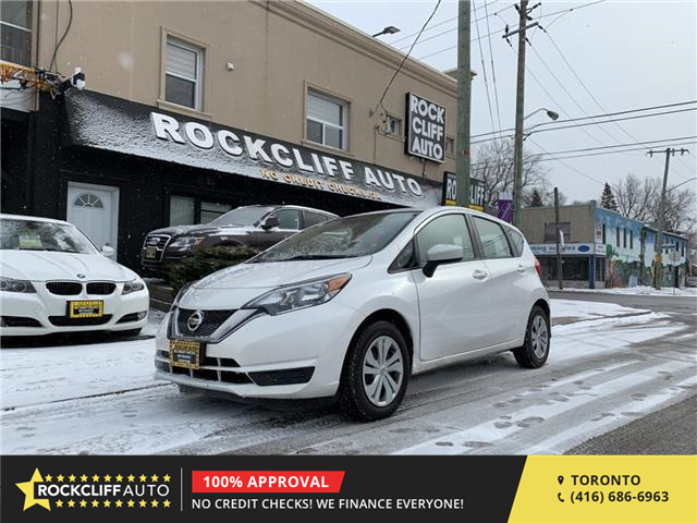 2017 Nissan Versa Note  (Stk: 354952) in Scarborough - Image 1 of 12