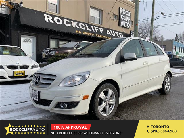 2010 Mercedes-Benz B-Class Base (Stk: 536194) in Scarborough - Image 1 of 18