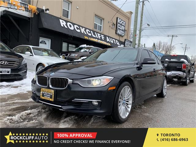 2013 BMW 3 Series  (Stk: 811006) in Scarborough - Image 1 of 21