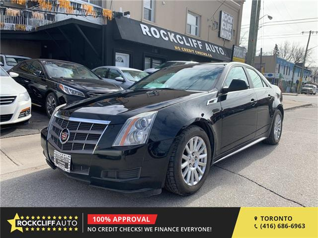 2011 Cadillac CTS  (Stk: 153374) in Scarborough - Image 1 of 17