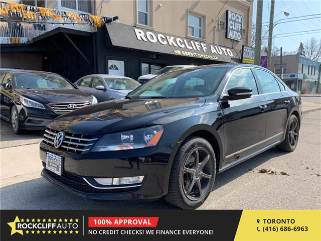 2014 Volkswagen Passat 1.8 TSI Highline (Stk: 066775) in Scarborough - Image 1 of 20