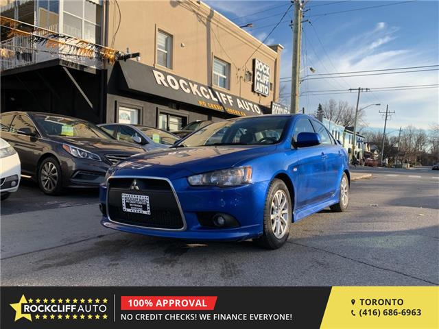 2012 Mitsubishi Lancer  (Stk: 607375) in Scarborough - Image 1 of 14