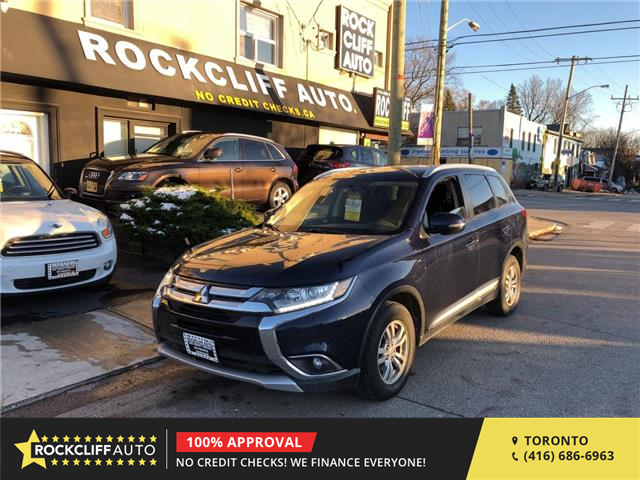 2016 Mitsubishi Outlander  (Stk: 601100) in Scarborough - Image 1 of 14