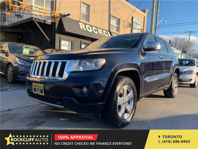 2011 Jeep Grand Cherokee  (Stk: 502232) in Scarborough - Image 1 of 23