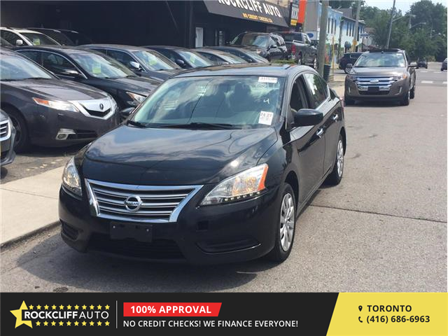 2013 Nissan Sentra  (Stk: 675147) in Scarborough - Image 1 of 12