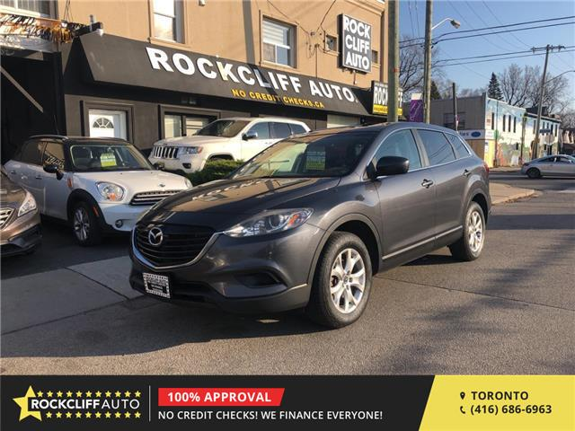 2013 Mazda CX-9 GS (Stk: 410677) in Scarborough - Image 1 of 22
